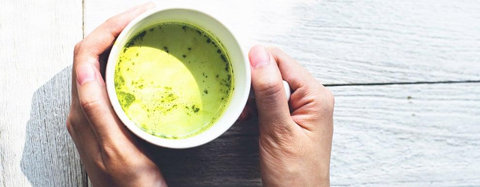 Grönt te & Matcha