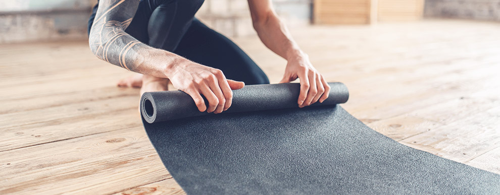 Yoga-mattor