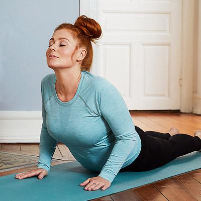 Yoga och träning